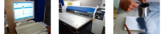 デジタイル焼付印刷