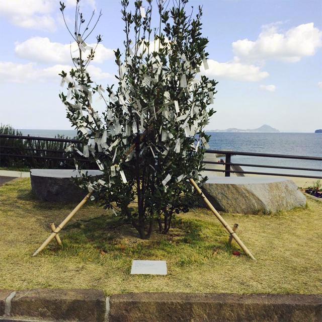 念願の木byオノ・ヨーコ
